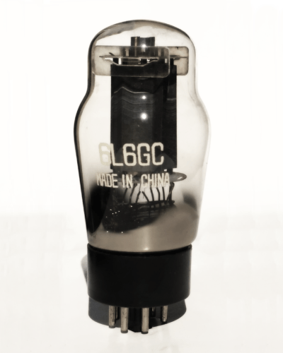 Shuguang 6L6GC Coke style