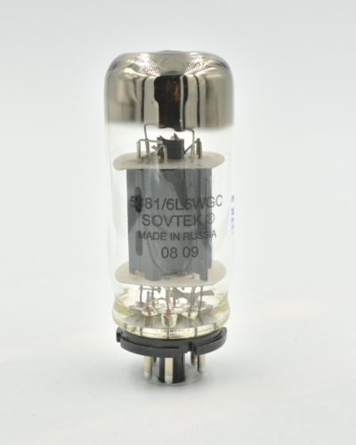 Sovtek 5881 Coin Base Power Tube