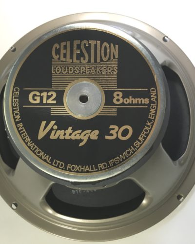 Celestion G12 V30 UK Made