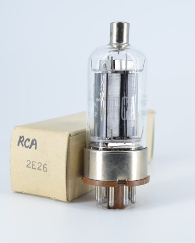 RCA 2E26 Beam Tetrode Power Tube