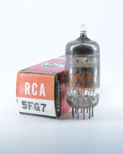 RCA 5FG7 Tube