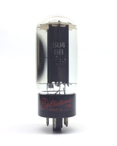 GE 5U4GB Rectifier Tube