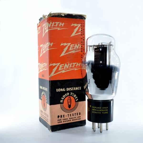 Zenith 46 Triode Power Tube