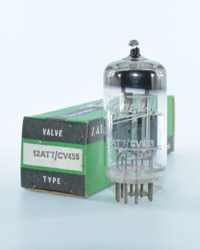 Zaerix 12AT7 | CV455 preamp tube